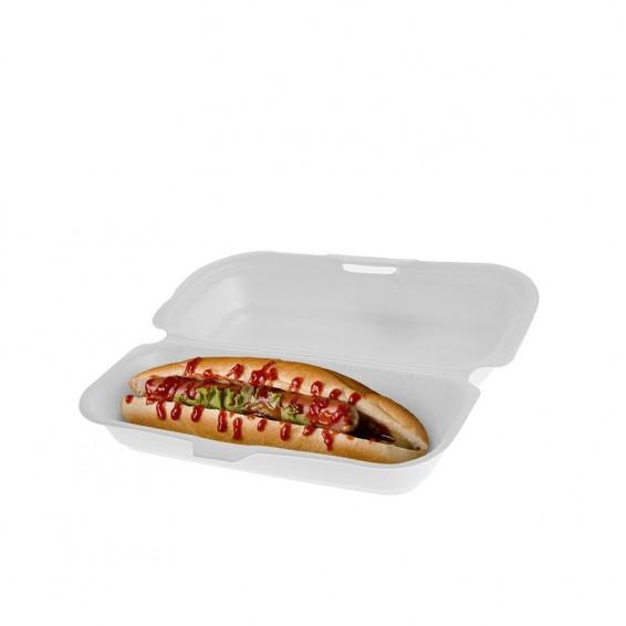 Boite a hot dog