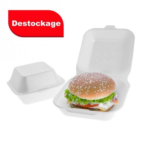 Boite hamburger