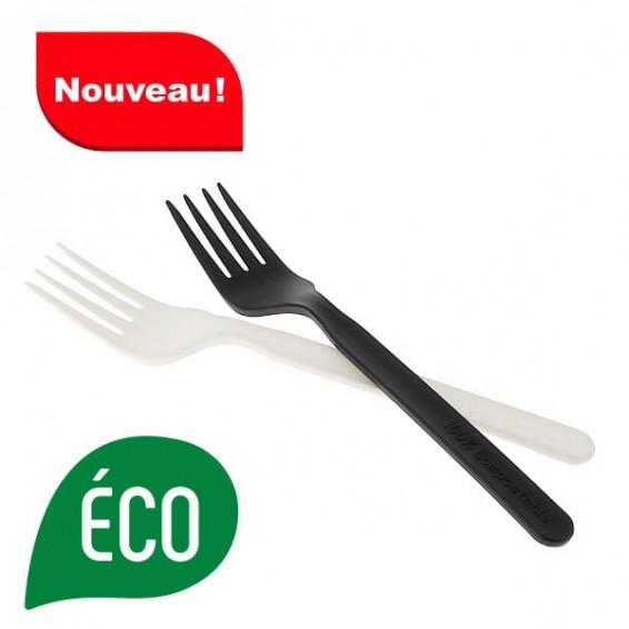 Fourchette biodegradable et compostable