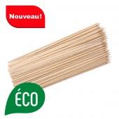 Pic brochette en bambou