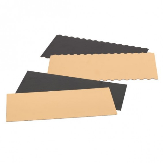 Semelle carton OR NOIR