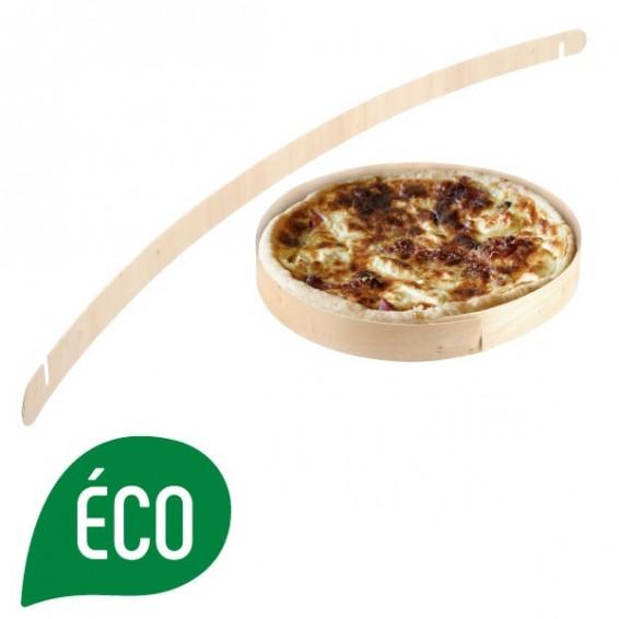 Cercle a tarte en bois