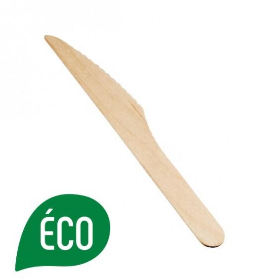 Couteau en bois