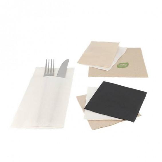 Serviette en papier ouate
